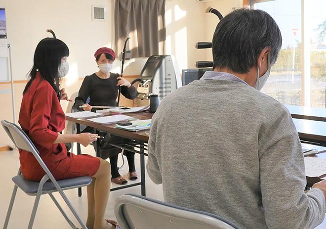 日本二胡学院 仙台教室 レッスンの様子